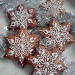 lukrowane ciasteczka bożonarodzeniowe, basia sweets