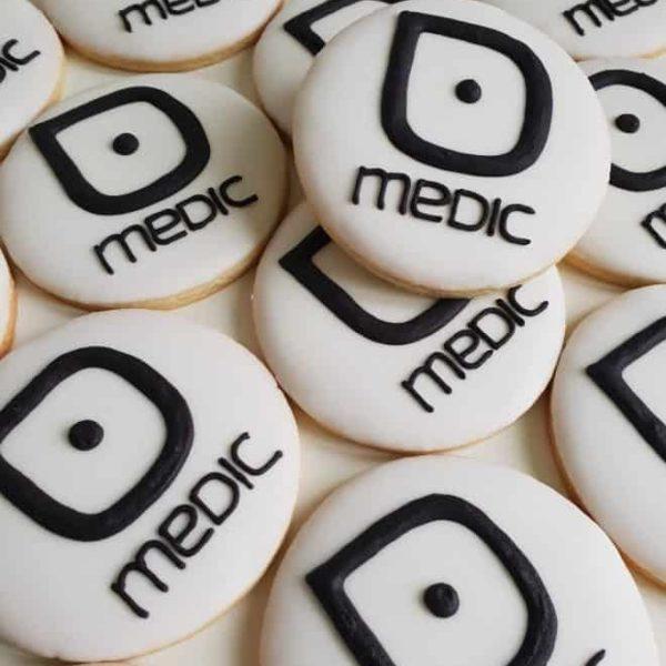 ciastka reklamowe, pierniczki z logo, ciastka dla firm