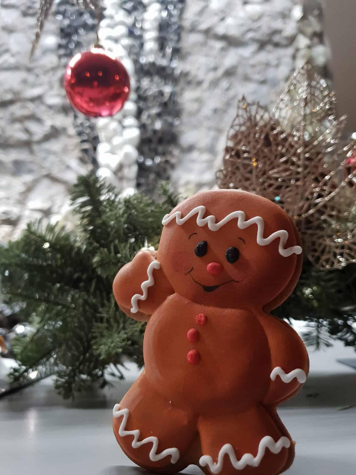 Pierniki bożonarodzeniowe, Lukrowane ciasteczka Bożonarodzeniowe, lukrowane pierniczki na choinkę - Basia sweets