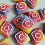 lukrowane ciasteczka Basia sweets, ciastka reklamowe, słodycze reklamowe, materiały promocyjn
