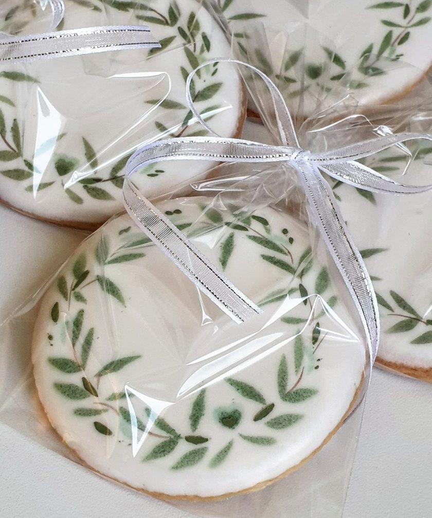 Winietki ślubne, Ciasteczka ślubne, podziękowania ślubne, podziękowania ślubne dla gości, lukrowane ciasteczka na wesele Basia sweets