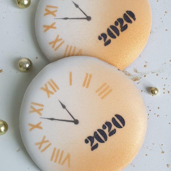 ciasteczka sylwestrowe, pierniczki noworoczne, pierniki bożonarodzeniowe, lukrowane pierniczki, pierniki reklamowe, świąteczne pierniki, pierniki ozdobne, pierniczki personalizowane - basia sweets