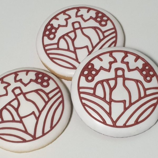 pierniki reklamowe, ręcznie dekorowane pierniki, lukrowane pierniczki, pierniki z logo, pierniczki personalizowane - Basia sweets