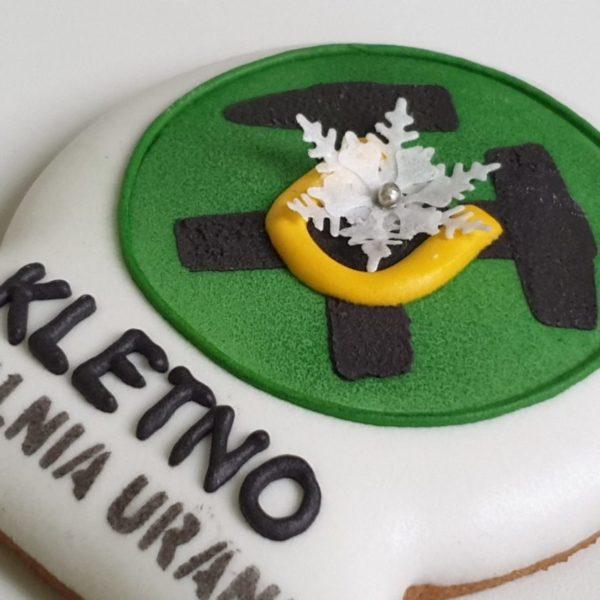 pierniki reklamowe, ręcznie dekorowane pierniki, lukrowane pierniczki, kula śniegowa z logo, świąteczne pierniki, pierniki ozdobne, pierniczki personalizowane - Basia sweets