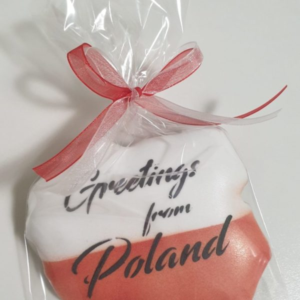 Ciasteczka patriotyczne, pierniki patriotyczne, pierniczki Polska, lukrowane pierniki Basia sweets,