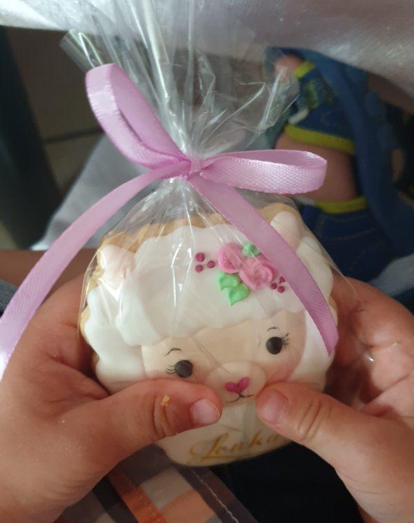 Ciasteczka na chrzest, Alpaka, lama, podziękowania dla gości na chrzest, ciasteczka lama, ciasteczka alpaka, Lukrowane ciasteczka Basia sweets
